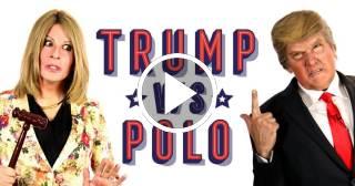 HUMOR: Trump visita a la Dr. Polo