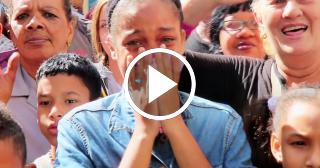 Nuevo vídeo: Emotivas imágenes de la presencia de Enrique Iglesias en Cuba