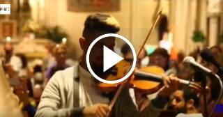 Violinista venezolano y Paquito D'Rivera piden la paz para Venezuela