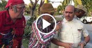 Pánfilo le enseña Miami a Facundo