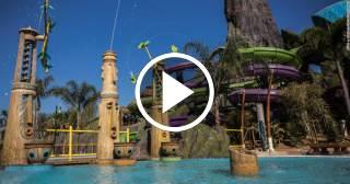 """Inauguran en Florida """"Volcano Bay"""": primer parque acuático de Universal en Orlando"""