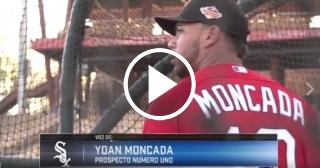 Habla Yoan Moncada, la futura estrella del béisbol cubano en Grandes Ligas