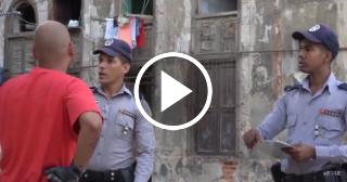 El delito de hacer arte en las ruinas de La Habana