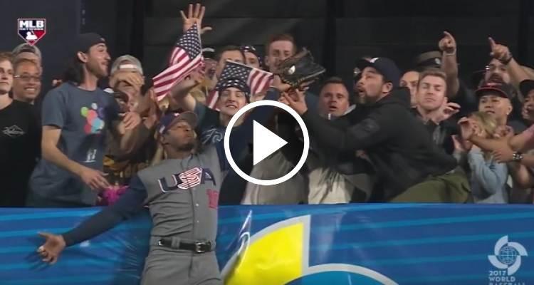 EEUU a la semifinal del Clásico Mundial tras derrotar al campeón Dominicana