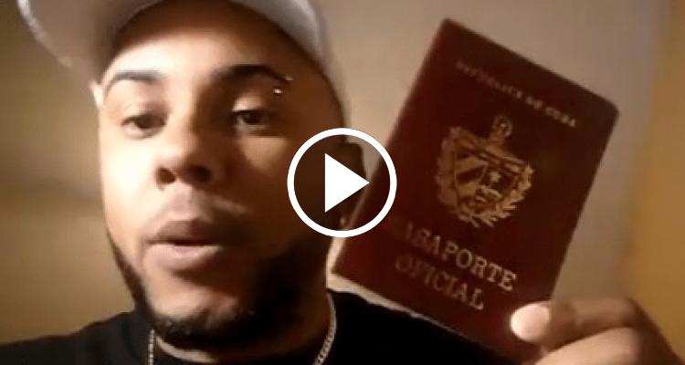 """Chapuza de autoridades gubernamentales imposibilita entrada a Cuba a músico """"desertor"""""""