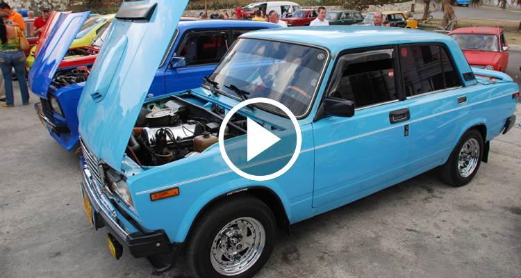 Cuba vuelve a comprar autos Lada tras 12 años