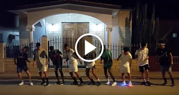 Este es el último baile que se ha puesto de moda en Cuba