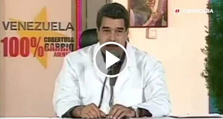 "Maduro ordena investigar a Movistar: ""Se sumó a la convocatoria golpista"""