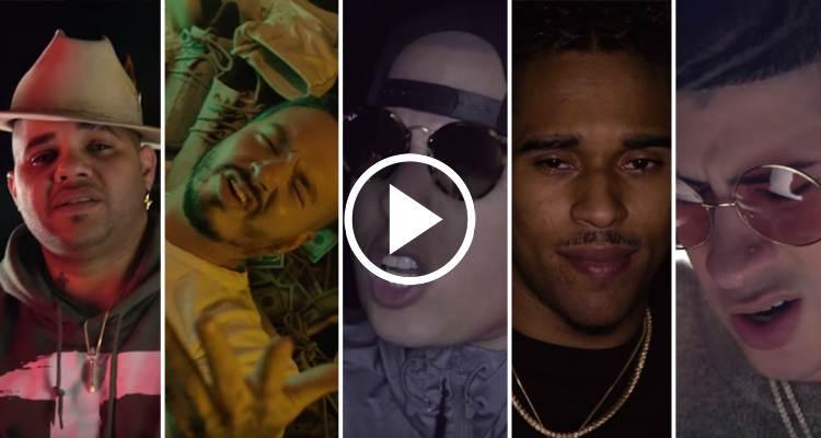 """(ESTRENO) Ya está aquí el videoclip de """"Coronamos"""" con El Taiger, J Balvin, Coscullela, Bad Bunny y Bryant Myers"""