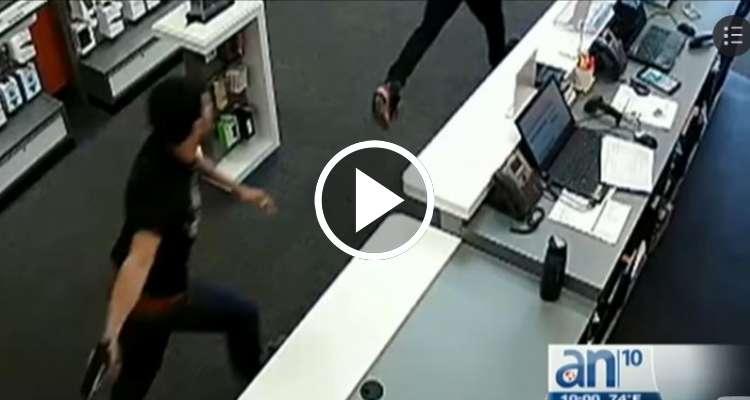 Buscan a peligrosos ladrones en Hialeah