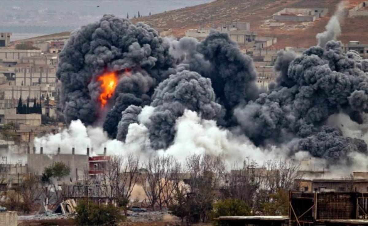 Estados Unidos lanza 59 misiles en Siria tras bombardeo con armas químicas