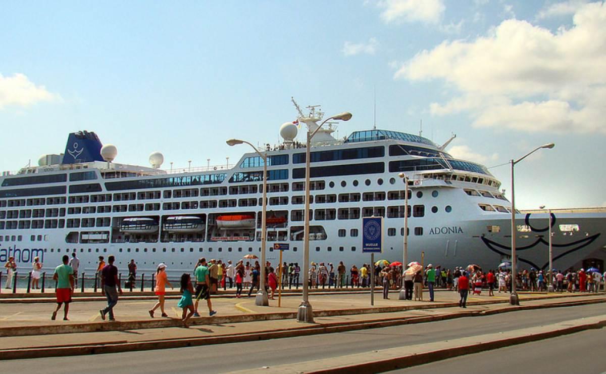 Cienfuegos espera recibir 35.000 cruceristas hasta el próximo mes de septiembre