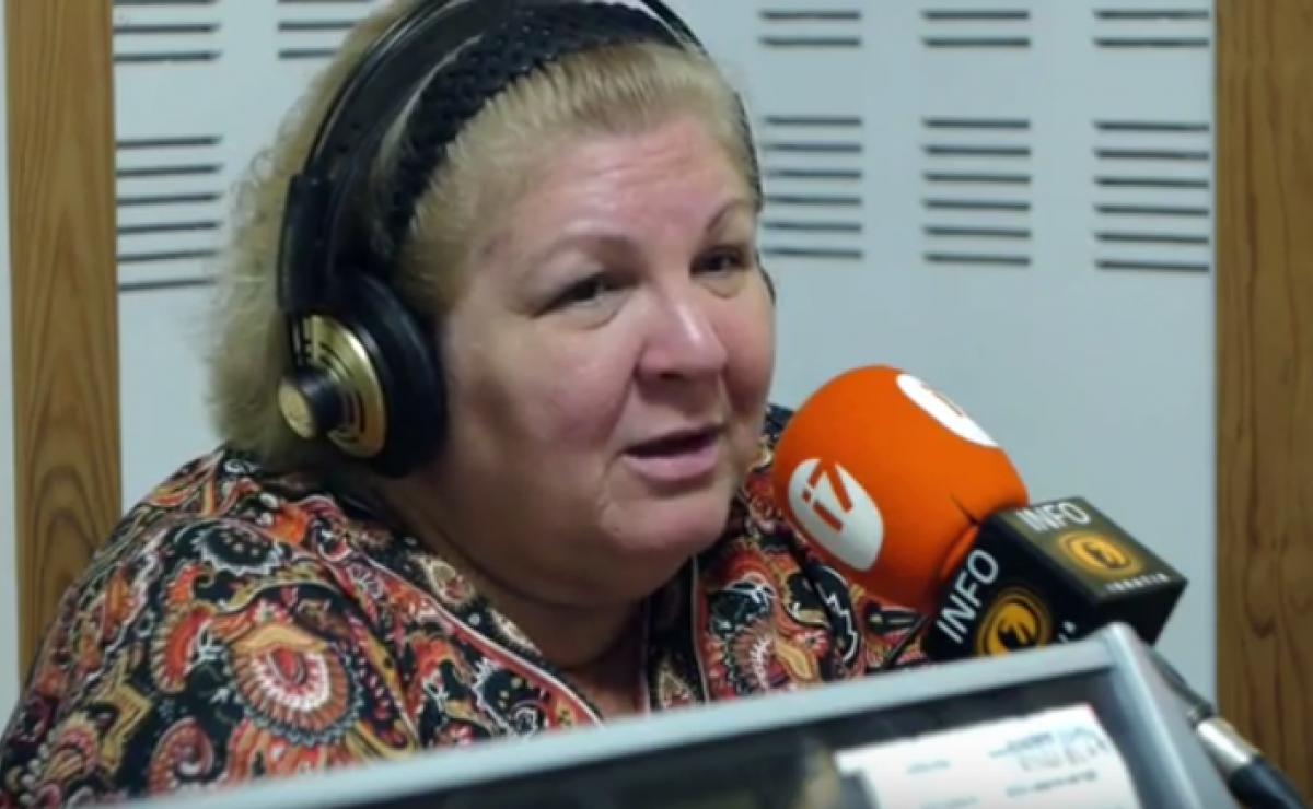 """Aleida Guevara: """"Todavía hay cubanos ingenuos que se creen el sueño americano"""""""