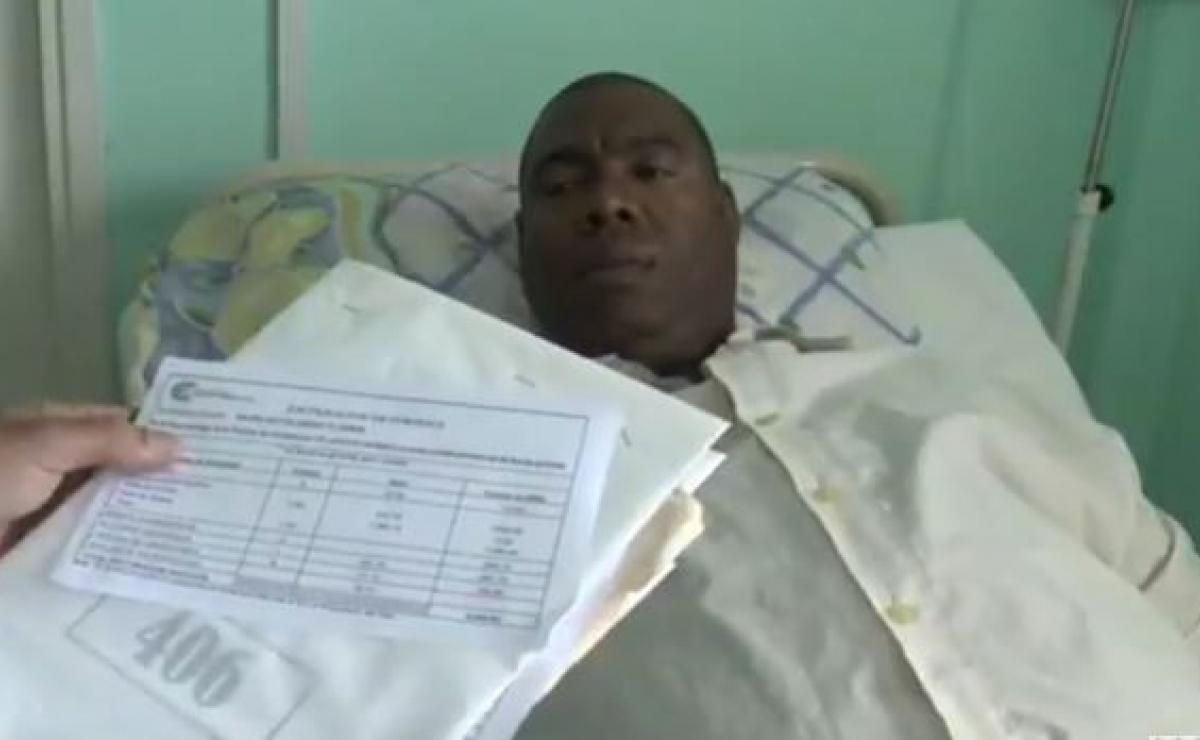 """Hospitales cubanos entregan una """"cuenta"""" simbólica con los precios de sus servicios"""