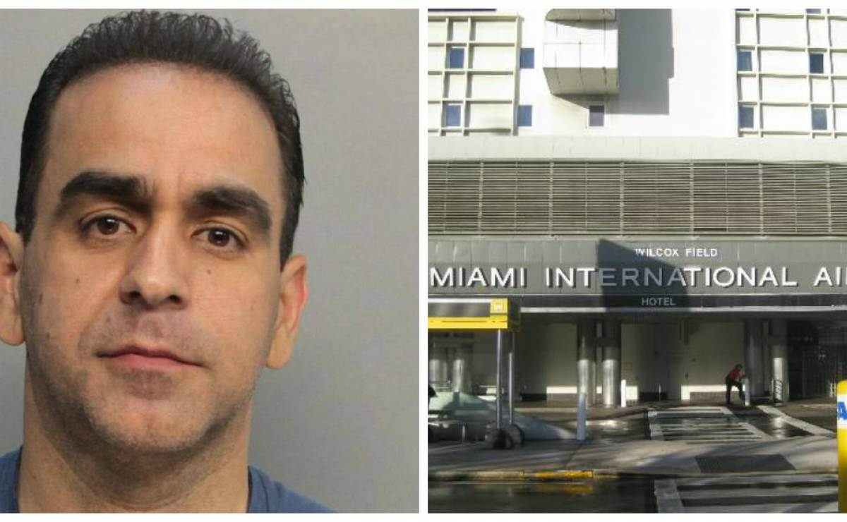 Alto nivel de vida de un empleado destapa trama de corrupción en el Aeropuerto Internacional de Miami