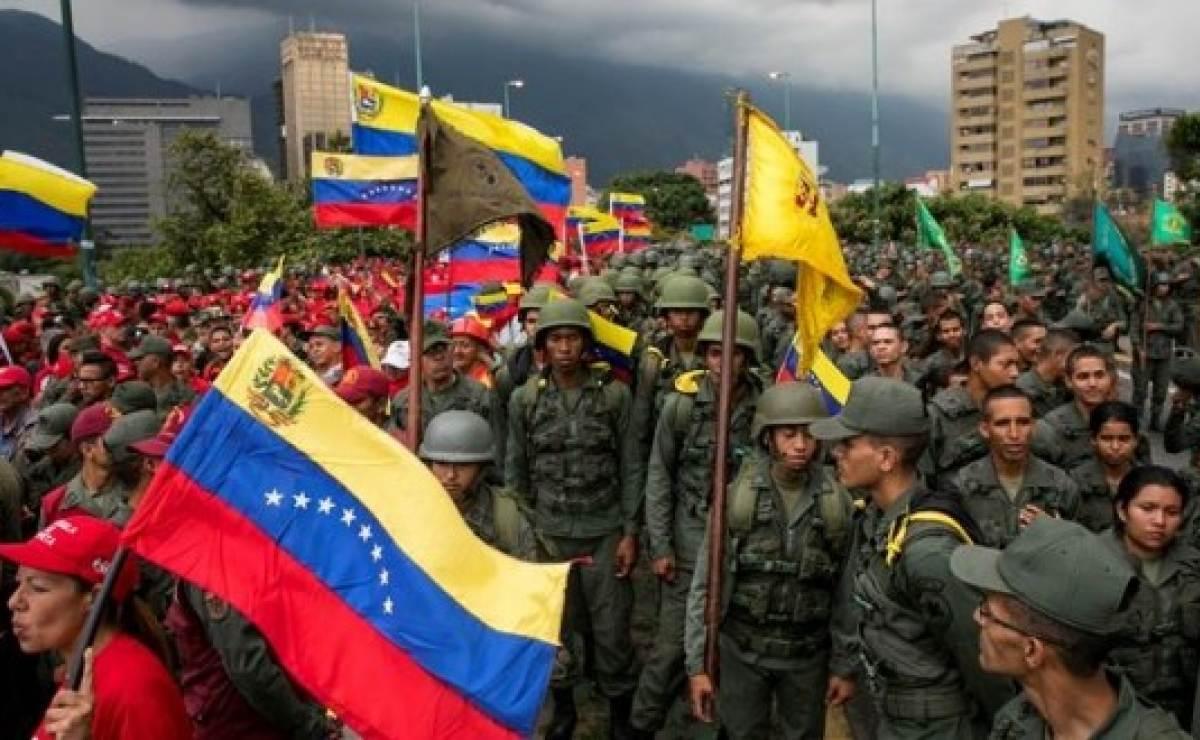 Seis muertos durante ejercicio cívico militar en Venezuela