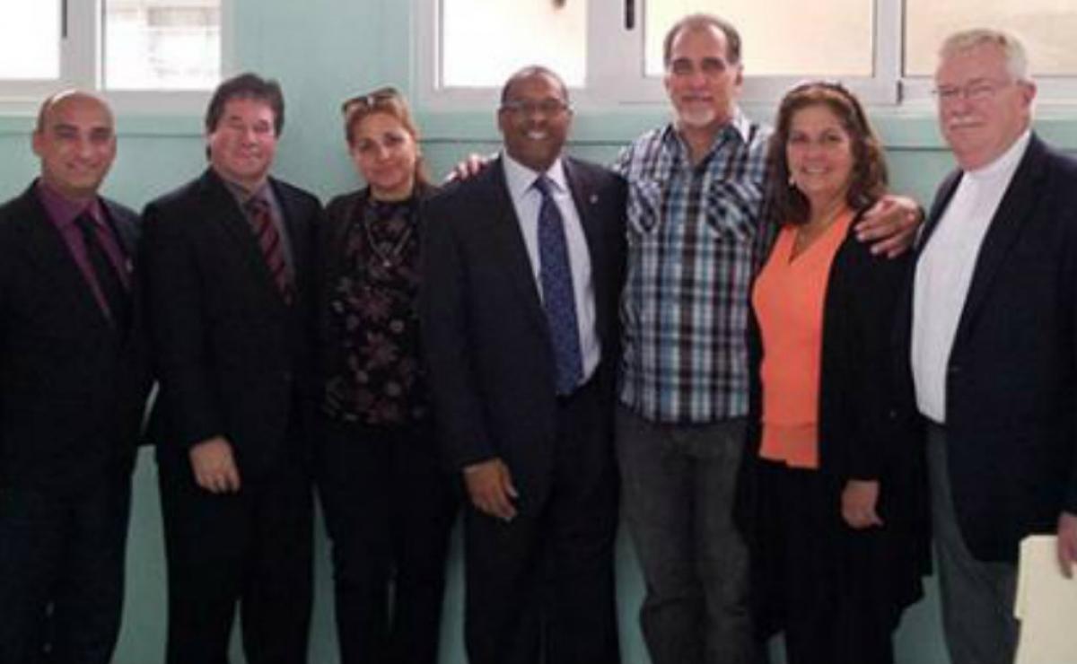 Líderes religiosos protestantes de EE.UU. visitan Cuba en misión solidaria