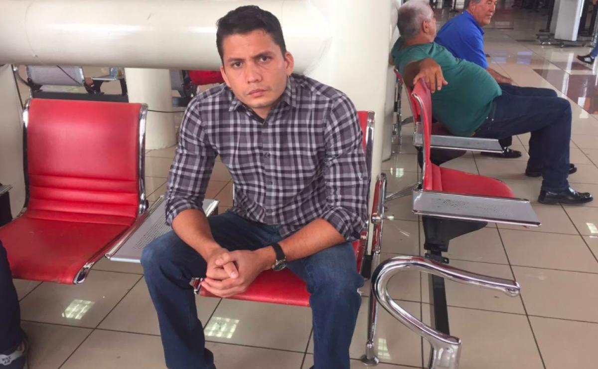 Detenido y en paradero desconocido Eliecer Ávila
