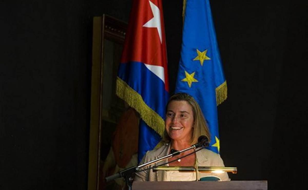 La Unión Europea y Cuba trabajarán en proyectos de desarrollo