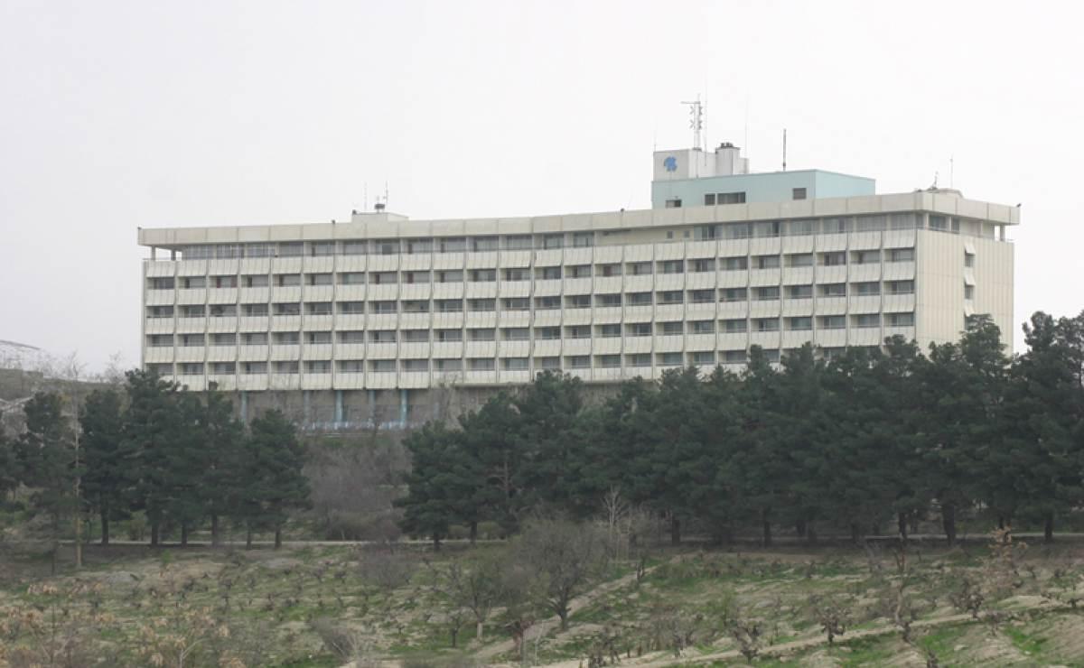 Reportan ataque de hombres armados en el Hotel Intercontinental de Afganistán