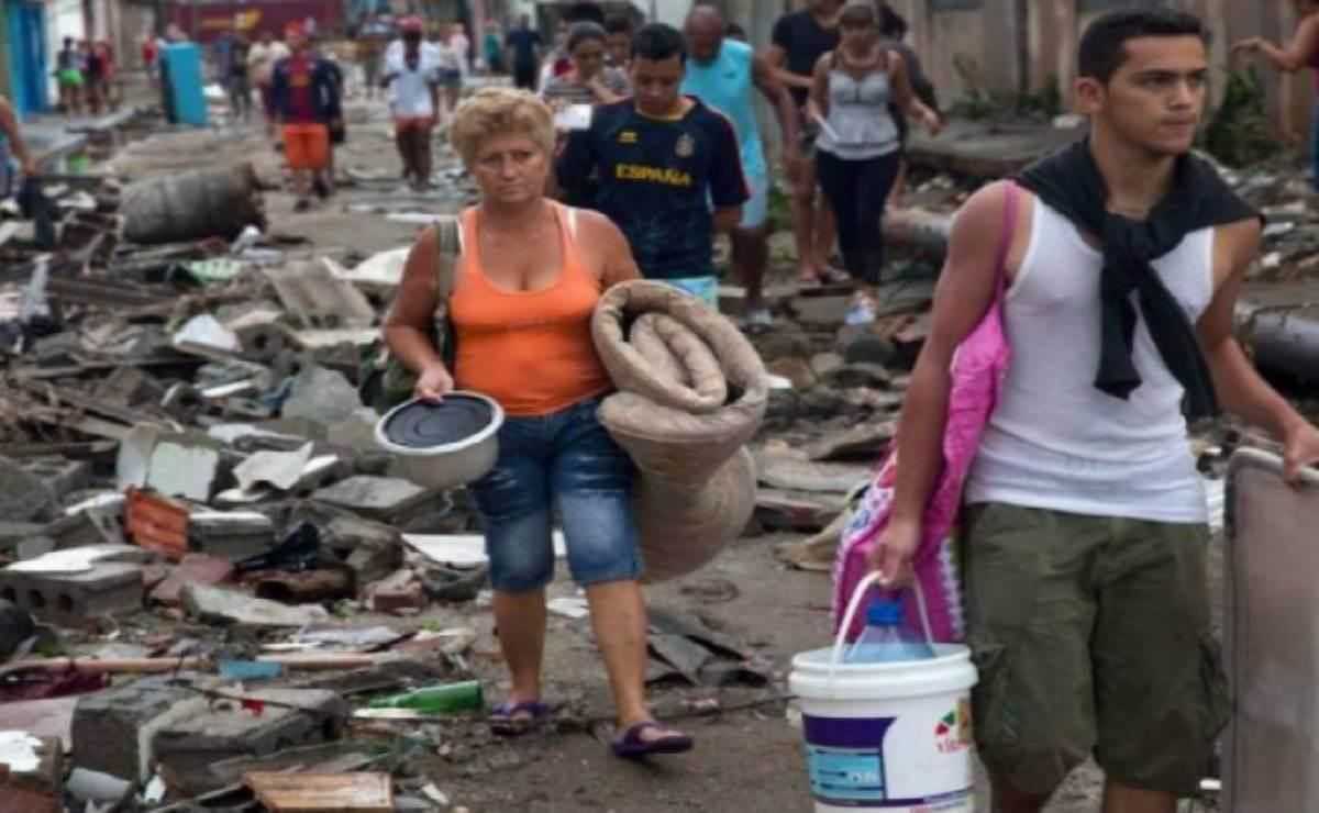 Gobierno cubano vende la ayuda a los damnificados por Matthew