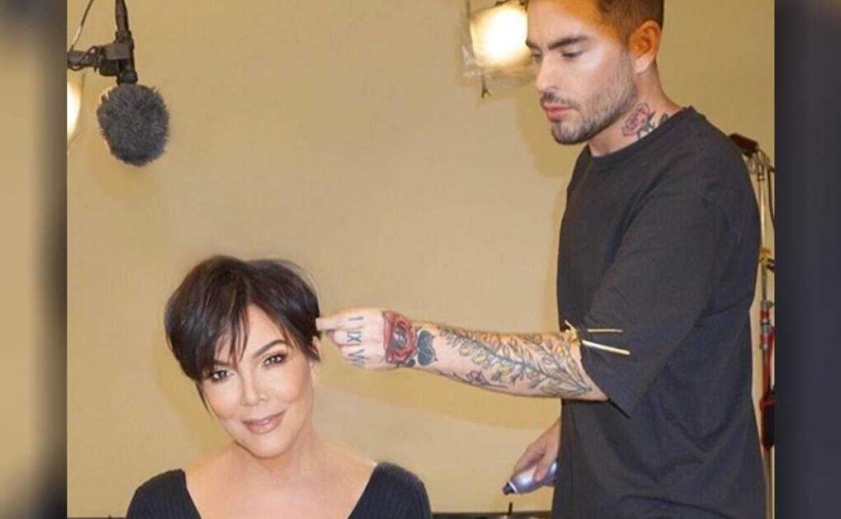 Kris Jenner sorprendió a sus seguidores con un cambio de look