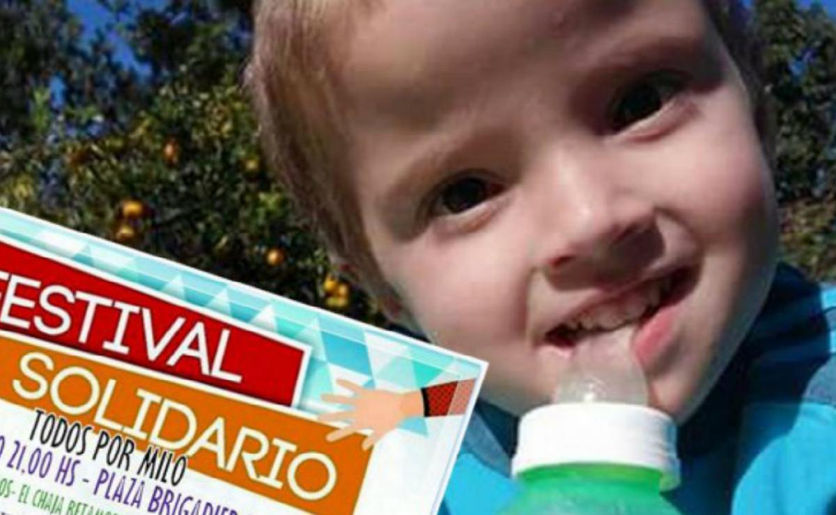 Familia argentina necesita recaudar cerca de 20 mil dólares para que su hijo reciba tratamiento en Cuba