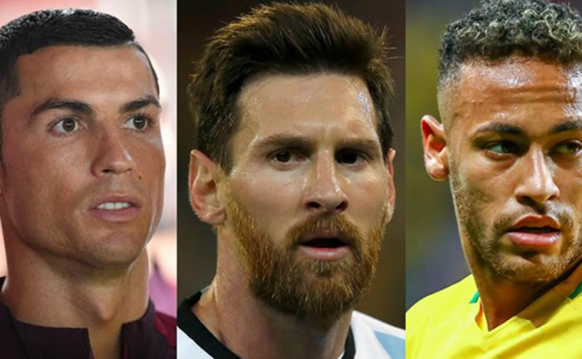 CR7, Messi o Neymar: ¿Cuál de ellos elegirá la FIFA este lunes como Mejor Jugador?