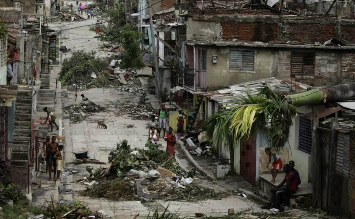Del ciclón y otros olvidos inolvidables