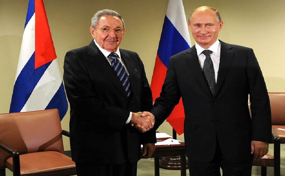 """Rusia se solidariza con Cuba ante el """"estilo altanero"""" de Washington"""