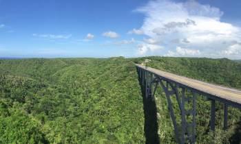 Bacunayagua: puente más alto de Cuba