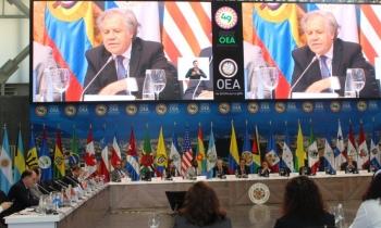 La OEA debate la nueva Carta Magna aprobada en Cuba