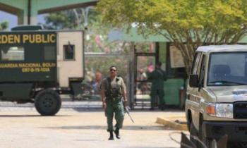 Balacera en prisión de Caracas deja más de una decena de muertos
