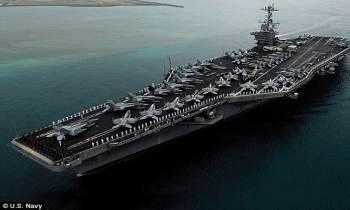 Tensiones entre Washington y Pekín por pruebas militares en espacio marítimo de China Meridional