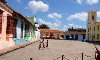 Camagüeyana Plaza de San Juan de Dios es destino turístico preferido