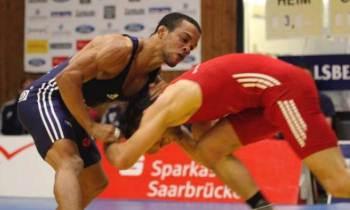 Cubanos avanzan a semifinales de la Bundesliga de Lucha