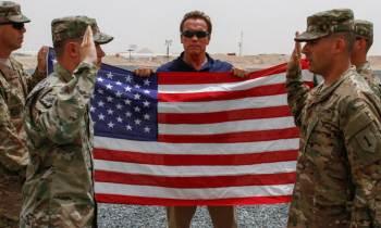 Schwarzenegger critica a Trump: