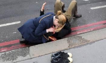 La historia que hay detrás de la imagen más desgarradora del atentado de Londres