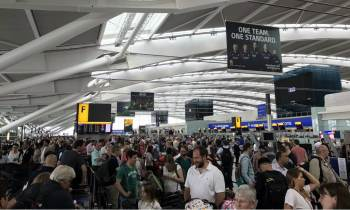 Cae el sistema informático de British Airways y provoca retrasos a nivel mundial