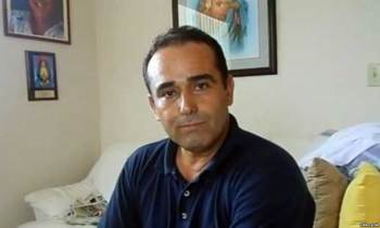 """Médico opositor Eduardo Cardet es atacado en prisión por un reo """"con problemas psiquiátricos"""""""
