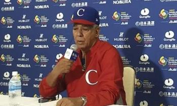 Carlos Martí anuncia cambios en la alineación cubana