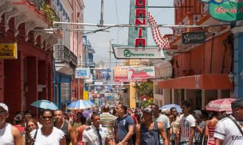 Las Enramadas: vitrina de Santiago de Cuba