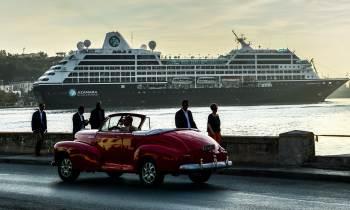 Atraca en Cuba el primer crucero de Royal Caribbean (+FOTOS)