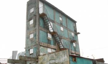 Rehabilitan en Maisí ¿el edificio más estrecho de Cuba?