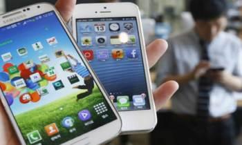 Samsung arrebata a Apple el primer lugar en la fabricación de teléfonos inteligentes