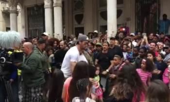 """Enrique Iglesias: """"Hacer algo en Cuba era una asignatura pendiente"""""""