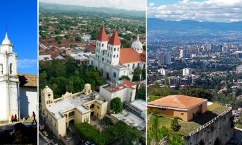 Tres presidentes de Centroamérica se reunirán con el vicepresidente de EE.UU.