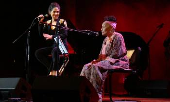 Haydée Milanés cantará a dúo con Pancho Céspedes y Omara Portuondo