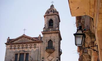 La verdadera iglesia de San Francisco de Asís en la Habana Vieja