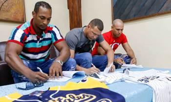 Lázaro Blanco, Yordan Manduley y Yurisbel Gracial irán por el título en la Liga Can-Am de Béisbol